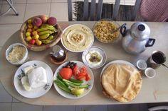 Lebanese Food History