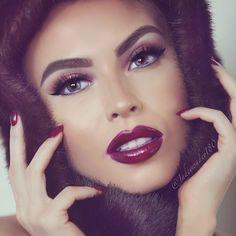 Mulberry Winter❄️My favorite jewel toned lips on my site today using Colourpop Lippie ... | Use Instagram online! Websta is the Best Instagram Web Viewer!