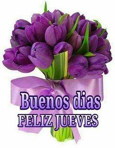 Buenos días FELIZ JUEVES!!!!