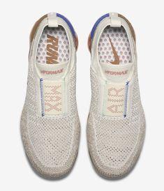 new style 8ecc0 dba22 Nike Air VaporMax Flyknit Moc 2 Releasing in Sail  Multicolor - EU Kicks  Sneaker Magazine