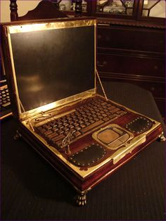 The 17 Hottest Steampunk Computer Creations » The Hottest Gadgets