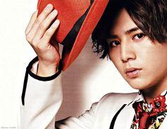 Yamada Ryosuke |  Cr: @kyleeers (tumblr)