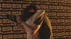 I'm sorry. #girls #hbo #hannah #adam #love