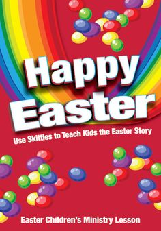 Happy Easter Children's Ministry Lesson