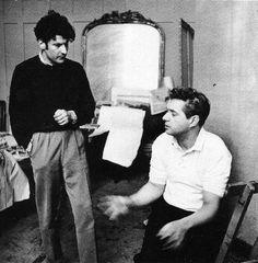 Lucian #Freud & Francis #Bacon