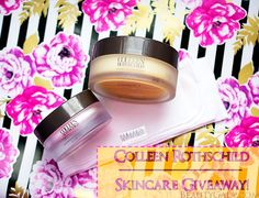 """Colleen Rothschild Beauty, """"Radiant Cleansing Balm"""" and """"Dual Enzyme Polish"""" Skincare Review AND GIVEAWAY!!"""