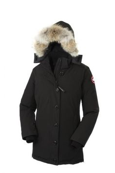Canada Goose Goose Dawson Parka Black Womens  http://v.downjackettoparea.com Cannadagoose JACKETS is on clearance sale, the world lowest price. --The best Christmas gift $169