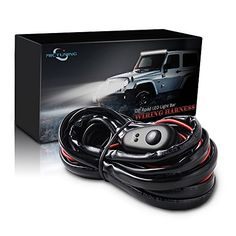 MICTUNING LED Light Bar Wiring Harness Off Road Power 40A... https://www.amazon.com/dp/B00EZ9Y33W/ref=cm_sw_r_pi_dp_x_ktMryb4D5H1VM