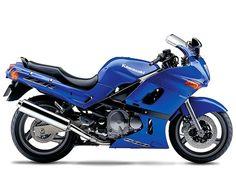 Charmant Kawasaki ZZR600 (2001)