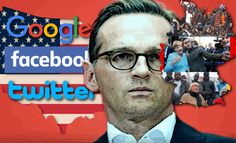 Facebook, Google, Twitter forced to do the Nazi bid (Germany's censorship laws are here)