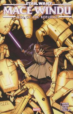 Star Wars Clone Wars LEGACY Mace Windu dans Clone Trooper