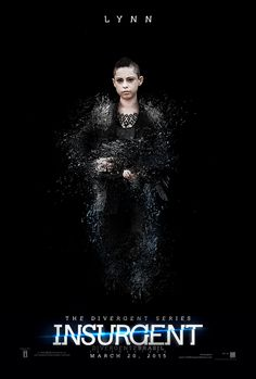 The Divergent Series: Insurgent - Lynn Character Poster
