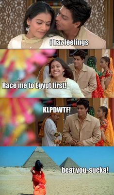 Teleporting to foreign locales for quick song and dance routines. | 19 Bollywood Tropes That Would Be Weird In Real Life