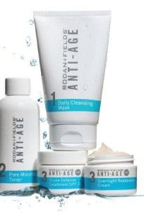 Rave reviews about Rodan+Fields anti-age regimen from Allure, Oprah, New Beauty magazines as well as the Today show. One of the best clinical anti-age products on the market! Check out the review: http://skincaretipguide.com/best-anti-age-product-review  If you want to get more information or purchase, contact me at bootbossidaho@me.com today!