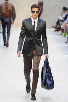 Vote Top 30 Brands of Men's Wear - Burberry