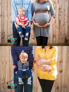 Book da gravidez : Fotos antes e depois do bebê nascer  Leia mais: http://www.mundoovo.com.br/2014/book-da-gravidez-antes-e-depois/ | Mundo Ovo