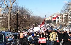 Thousands flood DC to stand up for marriage :: Catholic News Agency (CNA)