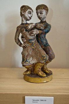 Kovács Margit - Táncolók /1940-50/