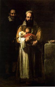 The Bearded Woman — Jusepe de Ribera