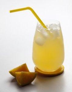 Orange Homey Ginger Ale