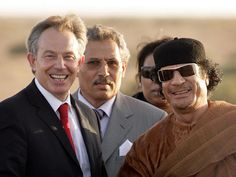 "Tony Blair is to face questioning by MPs about his ties to the fallen Libyan regime of Muammar Gaddafi.The former Prime Minister has agreed to appear before Parliament's Foreign Affairs Committee early next month. The select committee is investigating British foreign policy towards Libya since Mr Blair's infamous 2004 ""deal in the desert"". The agreement allowed Gaddafi to stay in power and develop diplomatic ties with the West in return for giving up weapons of mass destruction."