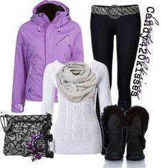 #lavendertrenchcoat #whitesweater<3