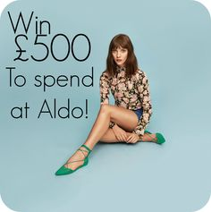 Win £500 at Aldo! | Glitz and Glamour Makeup: Beauty and Lifestyle Blog #win£500atAldo #shoecompetition