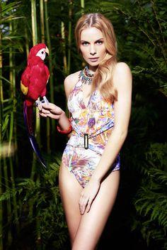 cosmopolitan.de   iracema scharf beachwear Cosmopolitan, Beachwear, Swimwear, Models, This Is Us, One Piece, Tops, Fashion, Next Top Model