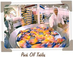 Virtual tour of the Sweet Candy Factory in Salt Lake City - they have discontinued their actual tours, but here is a virtual one. Candy Gift Baskets, Candy Gifts, Cinnamon Bears, Chocolate Sticks, Candy Factory, Candy Companies, Virtual Field Trips, Favorite Candy, Lake City