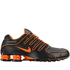 Just customized and ordered this Nike Shox NZ iD Men's Shoe from NIKEiD. happy xmas to my hubby Mens Nike Shox, Nike Shox Nz, Orange Sneakers, Sneakers Nike, Jordan Sneakers, Nike Shoes Online, Nike Free Shoes, Puma Tennis Shoes, Nike Store
