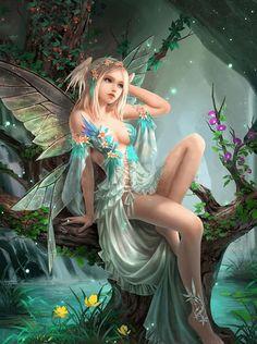 Art Drawings Of People Fantasy Fairy Tales 51 Ideas Fantasy Girl, Chica Fantasy, Fantasy Art Women, Fantasy Fairies, Magical Creatures, Fantasy Creatures, Elfen Fantasy, Anime Fantasy, Fantasy Kunst
