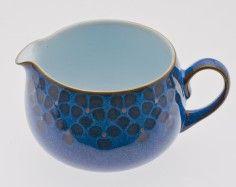 Denby Midnight cream jug