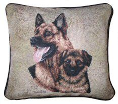 33 Best German Shepherds German Shepherd Cushions Gifts Present