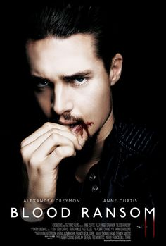 Alexander Dreymon 'Blood Ransom' 2014