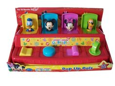 Mickey Mouse Clubhouse Pop Up Pals Disney http://www.amazon.com/dp/B00GD23RW2/ref=cm_sw_r_pi_dp_5ld0tb0WP6T33ANK