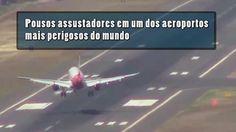 osCurve Brasil : Teria coragem de pousar neste aeroporto?