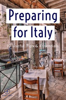 Italy Essentials Italy Essentials,All About Travel 10 essential planning tips and packing suggestions to make your trip to Italy a breeze. Related posts:The Best 10 Days in Italy Itinerary Italy Packing List, Italy Travel Tips, Rome Travel, Packing List For Travel, Europe Packing, Packing Lists, Budget Travel, Fun Travel, Traveling Europe