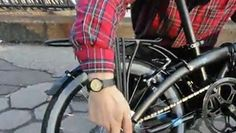 Tern Link D8 Folding bicycle review - Video Dailymotion