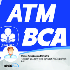 Ingin membuat rekening bank tetapi bingung dengan banyaknya pilihan bank yang ada? Bapak Dimas merekomendasikan menggunakan Tahapan BCA. Ingin tahu alasannya? Lihat di sini. Central Asia
