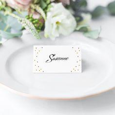 BORDKORT - GLITTERY - Invitation Design, Invitation Cards, Invitations, Birthday Diy, Birthday Cards, The Cure, Matcha, Place Cards, Place Card Holders