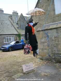 Acklington Scarecrow Festival 10 + 11 August 2013