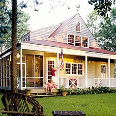 Top 12 House Plans of 2014 | Nautical Cottage House Plan