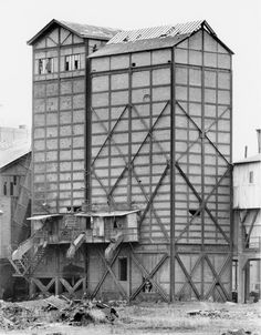Bernd and Hilla Becher, Caruso ETH - Atlas of Places