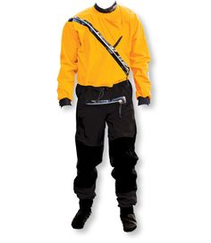 Kokatat Gore-Tex Front Entry Dry Suit with Relief Zipper: Wet and Dry Suits | Free Shipping at L.L.Bean