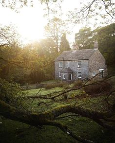 Longshaw Estate, Derbyshire, England