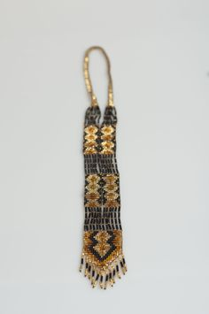 Mexican chaquira necklace <3