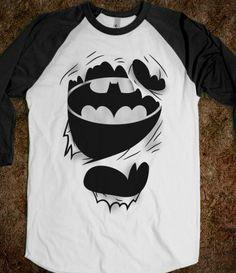 I Might be Batman