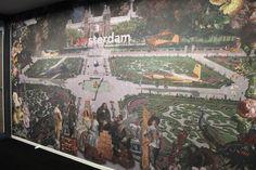 Amsterdam, Wall Decor, Wallpaper, Digital, Apartments, Painting, King, Decoration, Home Decor Wall Art