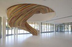 School of Arts   Tetrarc Architects