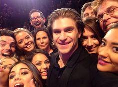 Favorite selfie ever. Pretty Little Liars Cast Simulates Oscars Selfie, Teases Season 5